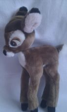 Adorable Rare My 1st Big 'Bambi' Disney Plush Toy